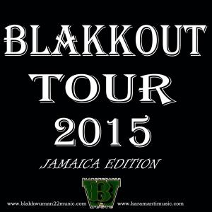BLAKKOUT TOUR 1