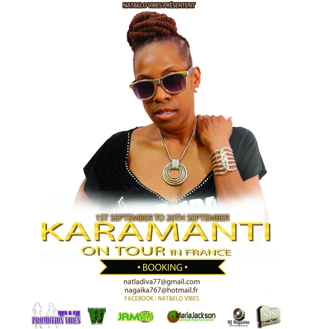 2016 Karamanti France Tour
