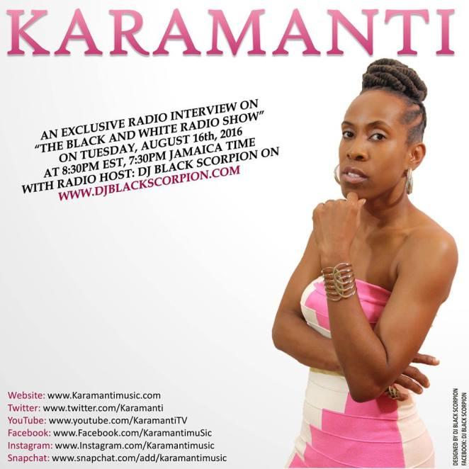 Black Scorpion Karamanti