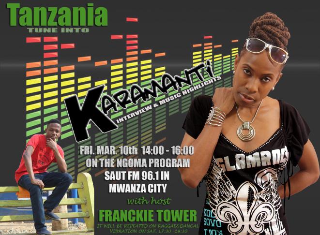 KARA TANZANIA INTERVIEW