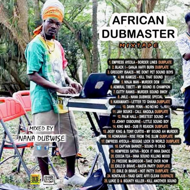 Nana Dubwise Dubplate Mixtape