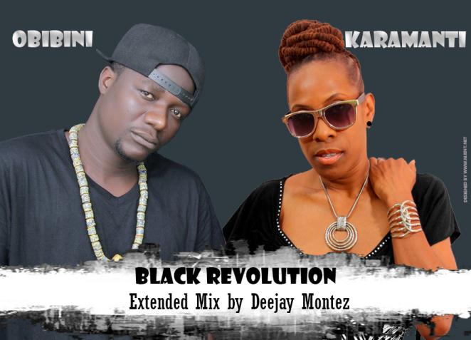 Black Revolution Extended Mix by DJ Montez