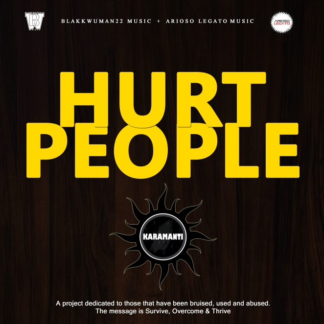 HURT PEOPLE ARTWORK